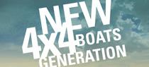 Branding y estrategia de comunicación para las embarcaciones FISHER BOATS