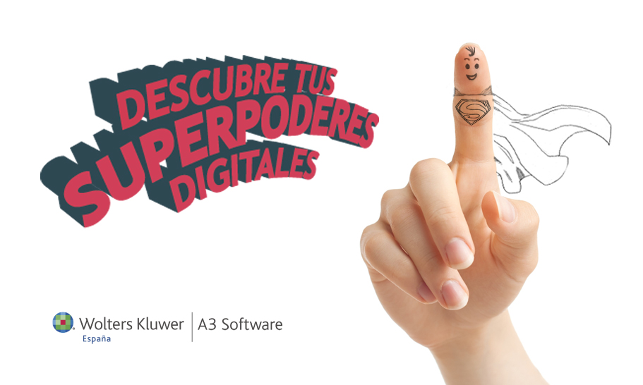 Campanya de publicitat de software tpv retail per a Wolters Kluwer I a3 software