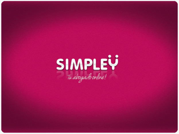 adnstudio.com simpley abogados identidad visual corporativa para simpley barcelona adn studio