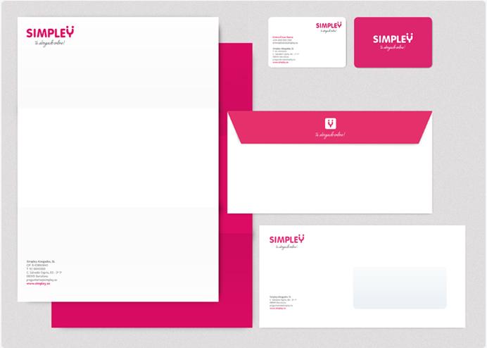 Procés creatiu de la identitat visual corporativa: Papereria