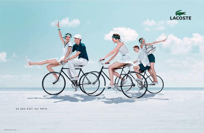 Lacoste. Branding de moda: La marcas seducen cuando transmiten emociones
