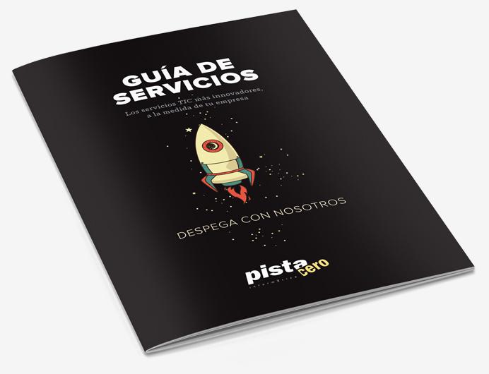Diseño de la guía de servicios para Pymes de Pista Cero