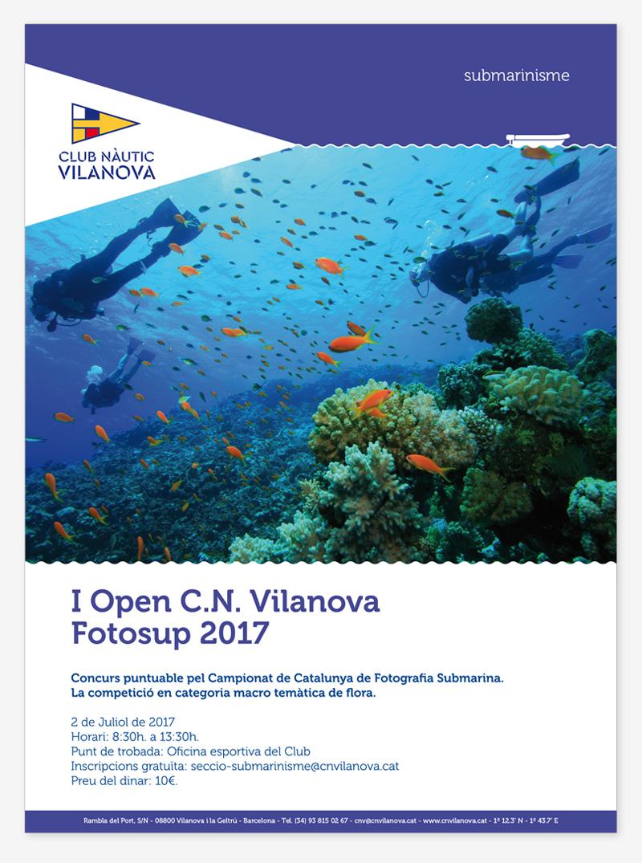 cartel-submarinismo-identidad-corporativa-para-el-club-nautic-vinanova-branding-rediseno-de-marca-imagen-corporativa