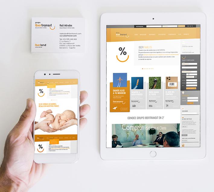 branding-identidad-corporativa-aereo-web-tablet-para-la-empresa-de-transporte-y-logistica-grupo-ibertransit-comunicacion-publicitaria