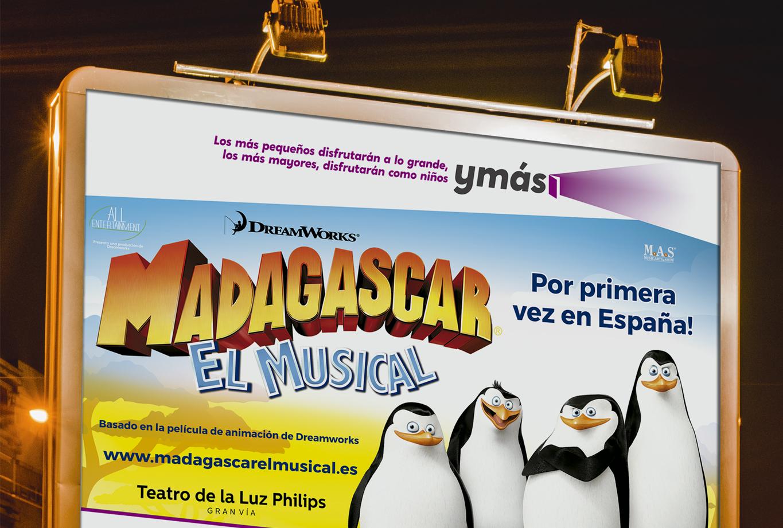 Posicionamiento de marca, branding, creación de identidad y tono de comunicación para la promotora de cine, teatro, música y libros ymás - Narrativa de la marca