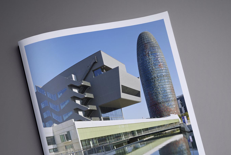 Diseño del catálogo comercial para la atracción de empresas multinacionales a Catalunya