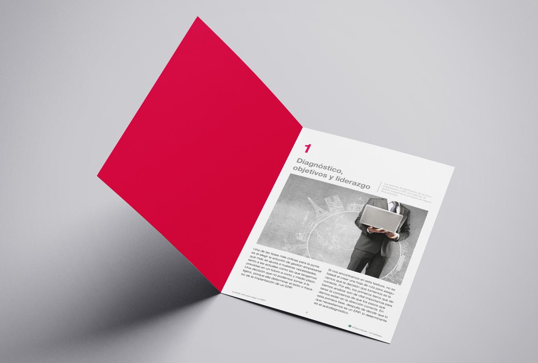 Diseño de la guía para elegir ERP y campaña de publicidad para promocionar la solución de A3 Software de Wolters Kluwer