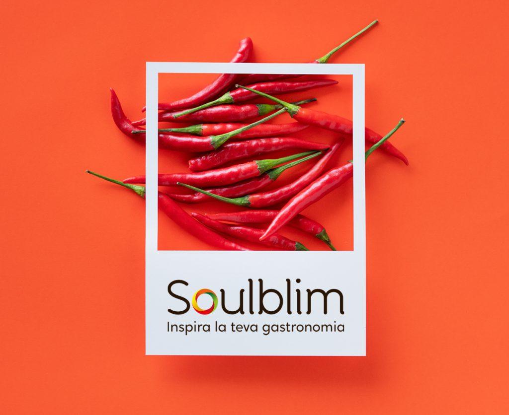 Proyecto de branding estratégico para la empresa Soulblim que define naming, logotipo, identidad corporativa, posicionamiento de marca y tono de comunicación