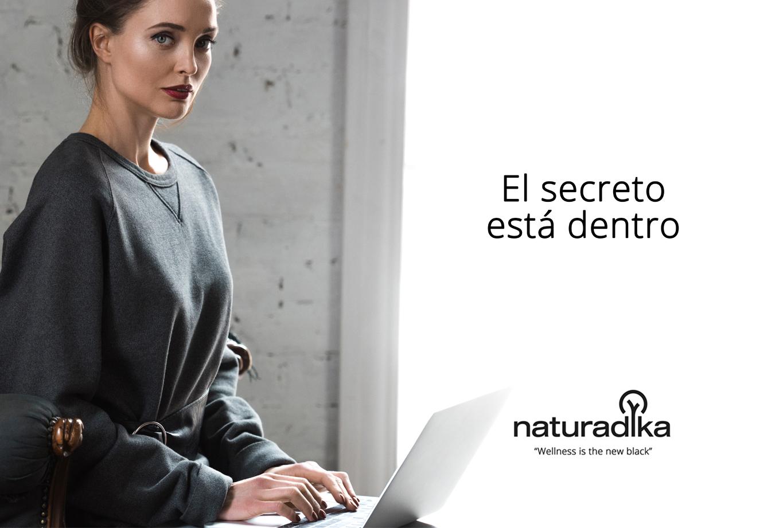 Posicionamiento estratégico y comunicación de la marca de complementos alimenticios y nutricosmética naturadika - el secreto