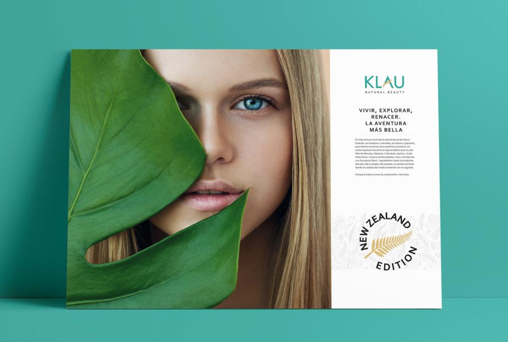Branding para cosmética natural