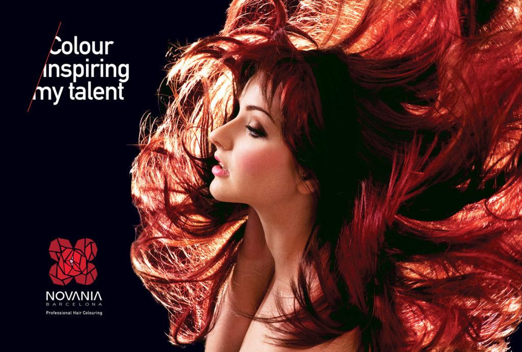 Branding para cosmética del cabello